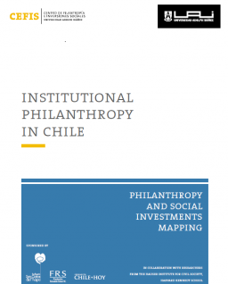 Institutional Philanthropy in Chile