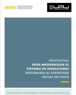 Propuestas para modernizar el sistema de donaciones destinadas al bienestar social en Chile