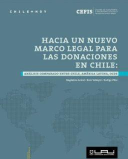 Hacia un nuevo marco legal para las donaciones en Chile. Análisis comparado entre Chile, América Latina, OCDE