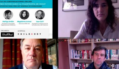 Ciclo ¿Cómo potenciamos la filantropía en Chile? Propuestas para una Ley General de Donaciones