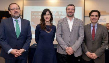 Seminario Lanzamiento Primer Barómetro de Filantropía en Chile
