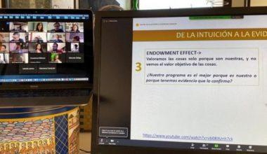 CEFIS UAI dio inicio a la segunda versión del curso «De la intuición a la evidencia»
