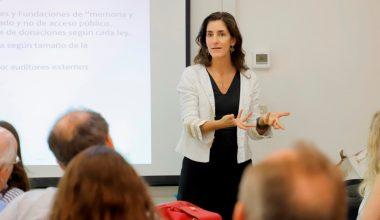 CEFIS presentó resultados preliminares de estudio comparado a think tanks e instituciones donantes y donatarias